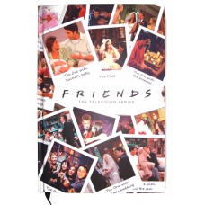 Friends A5 Notebook