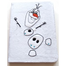 Frozen 2 Olaf Plush A5 Notebook