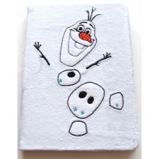 Frozen 2 Olaf Plush A5 Notebook
