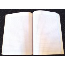 French Ruled A4 Notebook