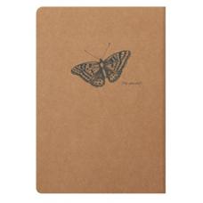 Flying Spirit A5 Sketchbook - Butterfly