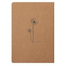 Flying Spirit A5 Sketchbook - Dandelion