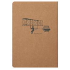 Flying Spirit A5 Sketchbook - Glider