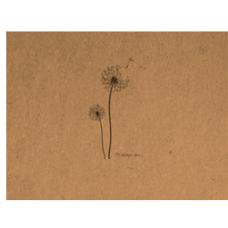 Flying Spirit A6 Sketchbook - Dandelion