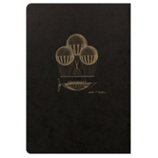 Flying Spirit B5 Sketchbook - Balloon