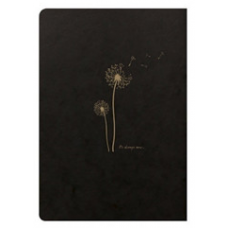 Flying Spirit B5 Sketchbook - Dandelion