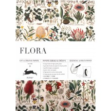 Gift and Creative Papers - Flora