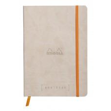 Rhodiarama Goalbook A5 Beige