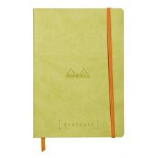 Rhodiarama Goalbook A5 Anise