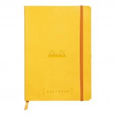 Rhodiarama Goalbook A5 Daffodil
