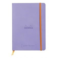 Rhodiarama Goalbook A5 Iris
