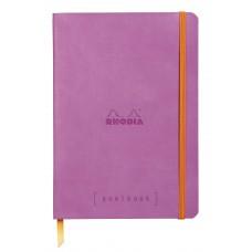 Rhodiarama Goalbook A5 Lilac