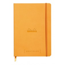 Rhodiarama Goalbook A5 Orange