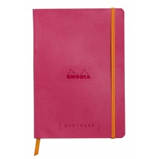 Rhodiarama Goalbook A5 Raspberry