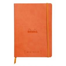 Rhodiarama Goalbook A5 Tangerine