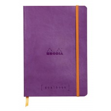 Rhodiarama Goalbook A5 Violet