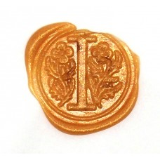 Gold shimmer wax