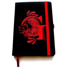 Harry Potter: Gryffindor Foil A5 Notebook