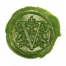 Meadow green wax, gun stick