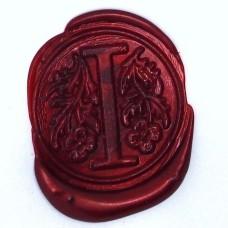 Regal red wax, gun stick
