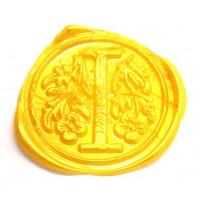 Sunshine yellow wax, gun stick