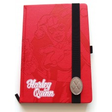 Justice League: Harley Quinn A5 Notebook