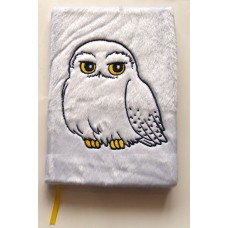 Harry Potter: Hedwig Plush A5 Notebook