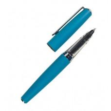 J Herbin Metal Rollerball Pen - Blue