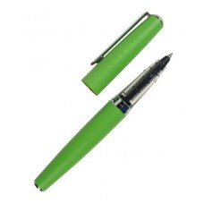 J Herbin Metal Rollerball Pen - Green