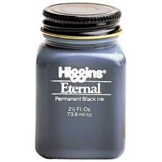 Higgins Eternal Waterproof Black Ink - 74ml