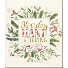 Holiday Hand Lettering, Lark Crafts