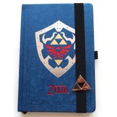 Legend of Zelda: Hylian Shield A5 Notebook