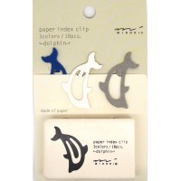 Index Clip - Dolphin