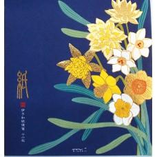 Kami Letter Set - Spring Daffodils