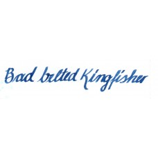 Bad Belted Kingfisher 3 oz (90 ml)