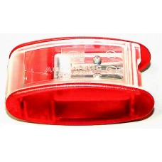 KUM Auto Long Point Pencil Sharpener - Red
