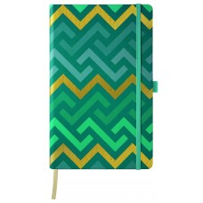 Oro Labyrinths A5 Notebook