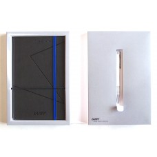 Lamy Logo and Notebook