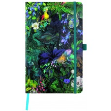 Eden Lily A5 Notebook