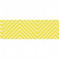 Yellow/Grey Herringbone