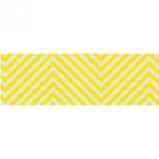 Yellow/Grey Herringbone