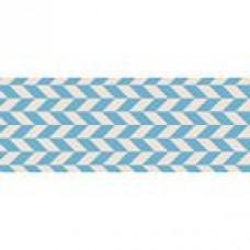 Nostalgic Light Blue Pattern