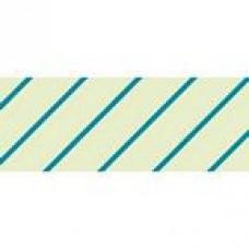 Nostalgic Mint Stripes