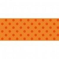 Nostalgic Orange Dots