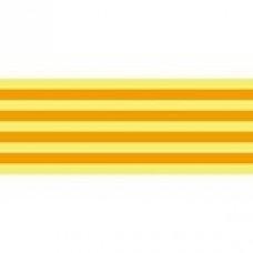 Neon Orange/Yellow Stripes