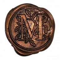 Majestic bronze wax