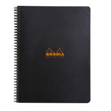 Rhodia Classic Meeting Book A4 Black