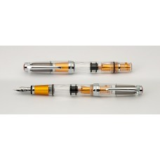 Diamond Mini AL Gold Fountain Pen