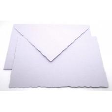 Mode de Paris 30 Cards and Envelopes - Lavender