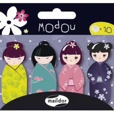 Modou Paper Flags - Kimonos